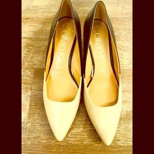 Calvin Klein  kitten heels new size 10